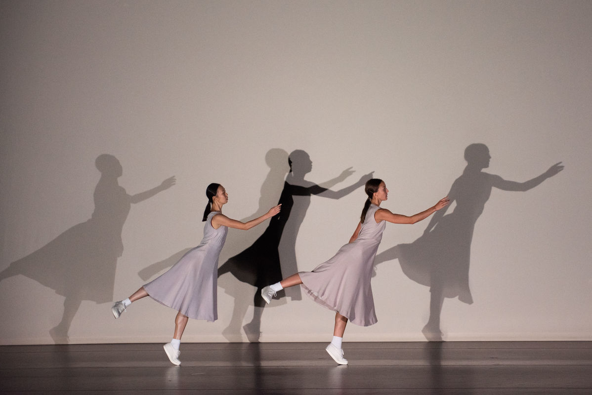 Rosas / Anne Teresa De Keersmaeker - 'Fase, Four Movements to the Music of Steve Reich'