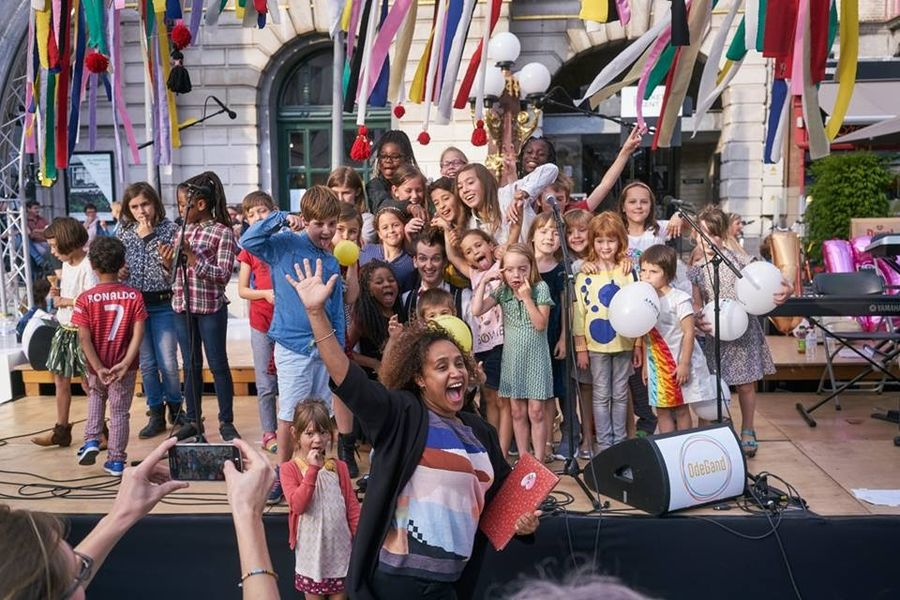 Mais Quelle Chanson - Zomerkamp 2: Verhalen toveren in liedjes
